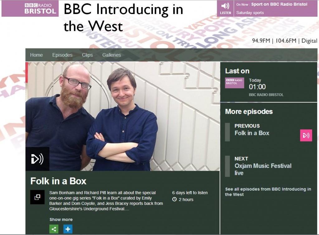 bbcintrowestfolkbox